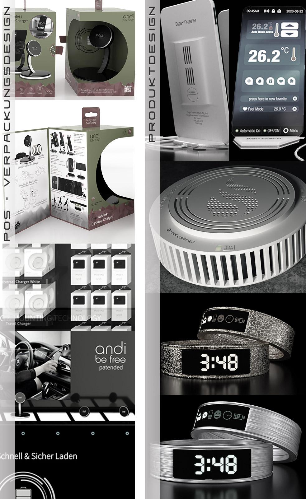 3D, Produktentwicklung